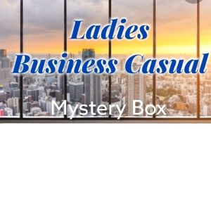 Business Casual Women's Young Adult Mystery Box